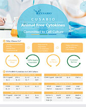 Animal Free Cytokines brochure