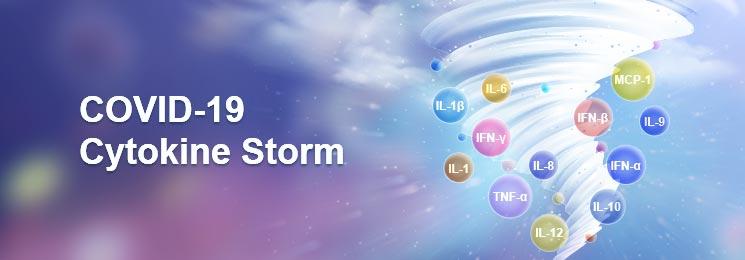 COVID-19 Cytokine Storm