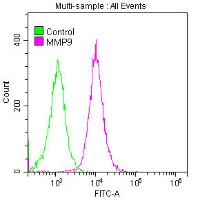 Flow Cytometry(FC) - MMP9 Antibody
